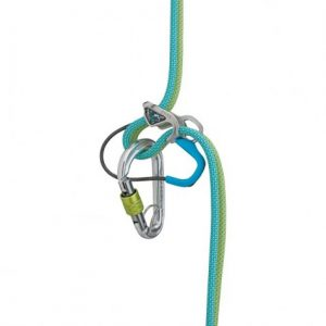 Edelrid Micro jul belay kit example