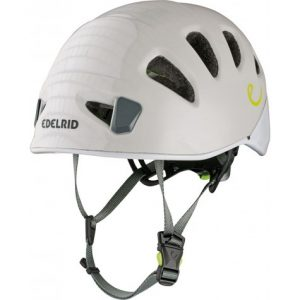 Edelrid Shield II Helmet - Pebble Snow