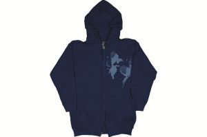 Federal Two for Joy Zip Up Hoodie