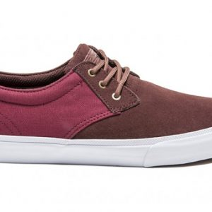Lakai MJ Oxblood Suede