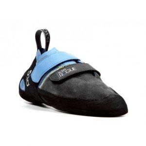 Five Ten Rogue VCS Climbing Shoes - Neon Blue/Charocal