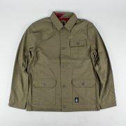 Volcom x Spitfire Jacket - Teak-0