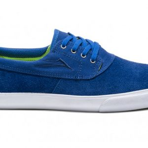 Lakai Camby Shoes - Royal Suede