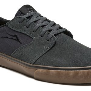 Lakai Fura Shoes - Grey/ Gum Suede