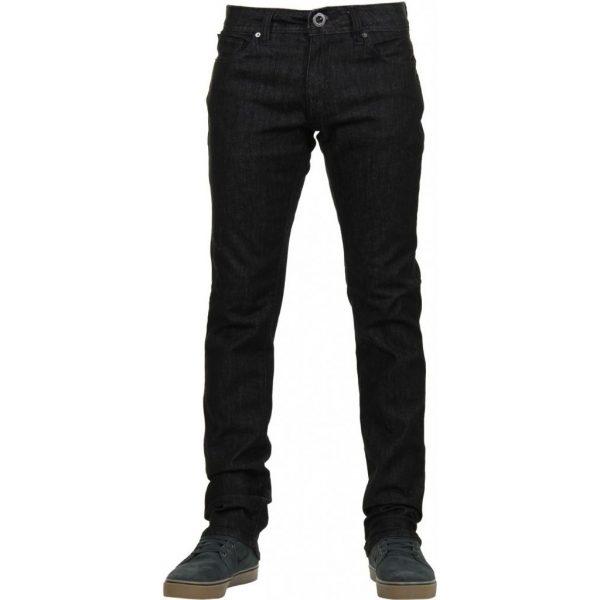 Volcom Vorta Denim Jeans – Black Rinser