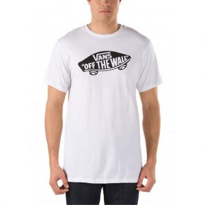 Vans Off The Wall Tee - White/Black