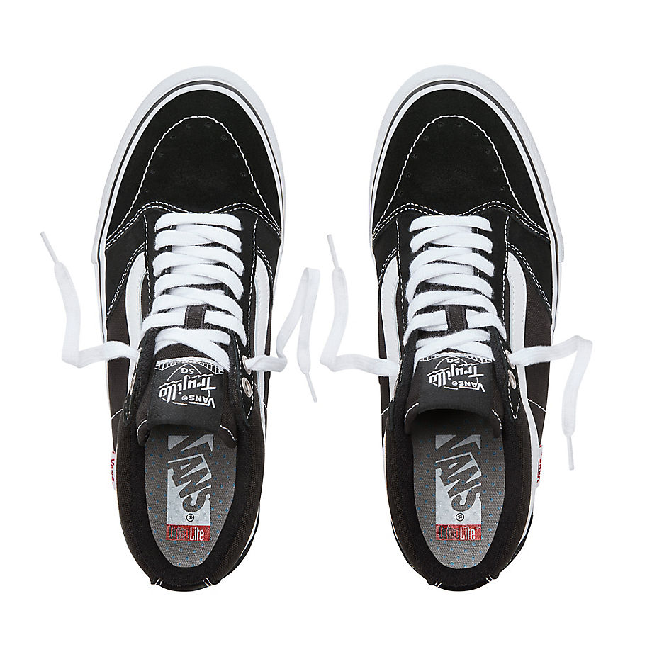 6e761c5117 ... Skate Shoes  TNT SG – Black White. PreviousNext. Vans TNT SG – Black White.  🔍. SKU  30101691