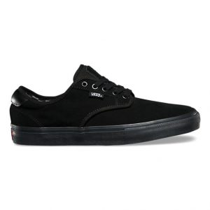 Vans Chima Ferguson Pro Skate Shoes - Blackout