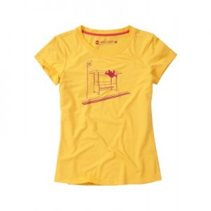 Moon Womens Bus Stop Climber - Banana