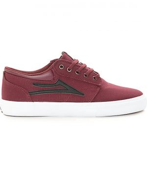 Lakai Griffin Shoes - Port Suede