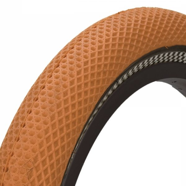 Buy your Reflective Checkered Sidewall Tyre from the Rockcity Shop