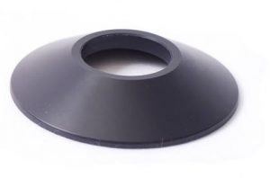 BSD Jersey Barrier Replacement Plastic Guard - Black
