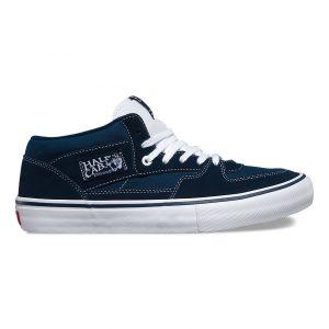 Vans Half Cab Pro Skate Shoes - Dress Blues