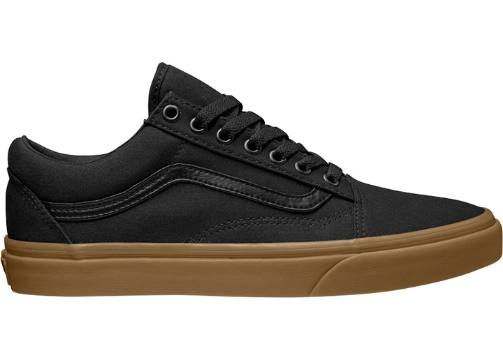 77715386a02 Vans Old Skool - Black  Gum
