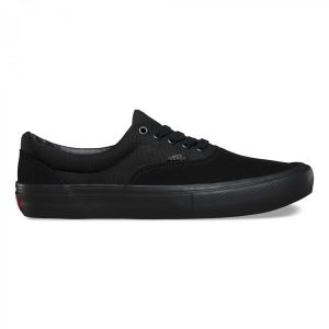 Vans Era Pro Skate Shoes - Blackout