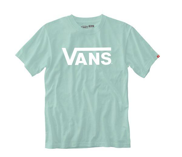 Vans Classic - Mint/White-0