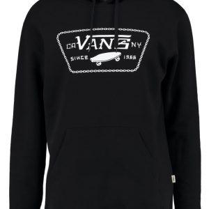 Vans Full Chain Pullover Hoodie - Black