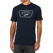 Full Patch Tee - Navy-0