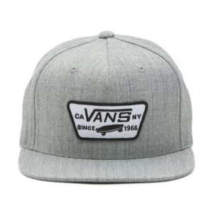 Vans Full Patch Snap - Grey