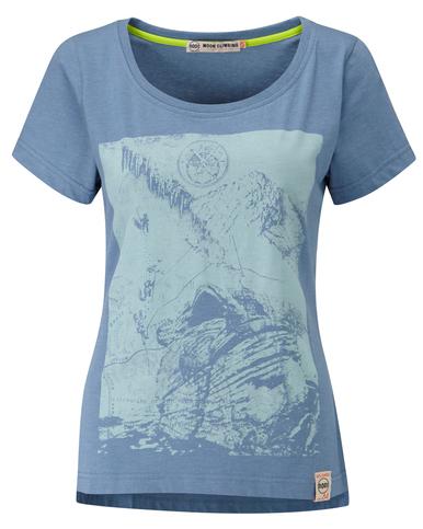 Womens Mother Cap Tee Shirt-0