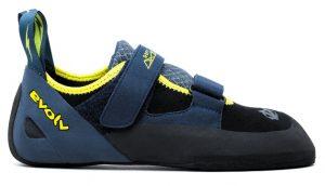 Evolv Defy Climbing Shoes - Black/ Sulphur