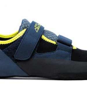 Evolv Defy Climbing Shoes - Black/ Sulphur