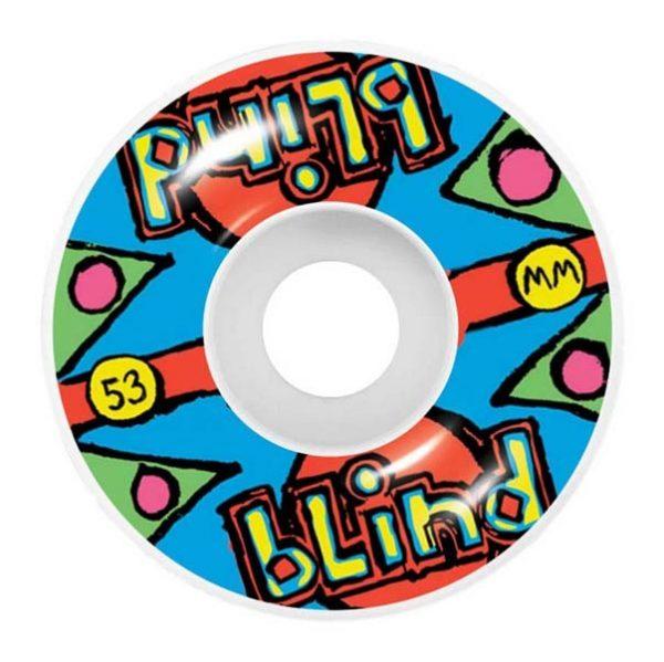 Blind Grail Quest Wheel - 53mm