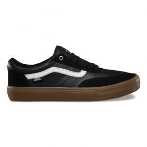 Vans Gilbert Crockett Pro Skate Shoes - Black/White/Gum