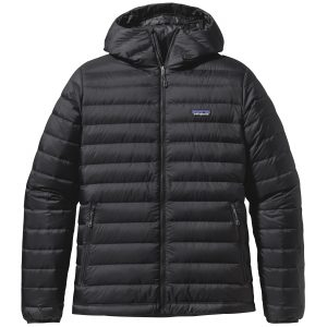 Patagonia Down Sweater Hoody - Black