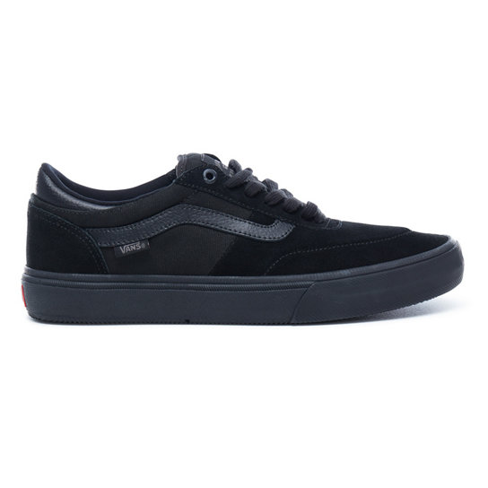 b08afb8f4b Vans Gilbert Crockett 2 Pro - (Suede) Blackout