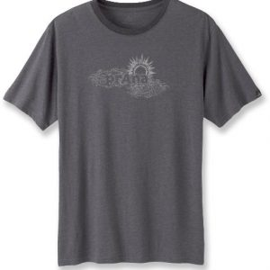 Sun HeatheredTee - Charcoal-0