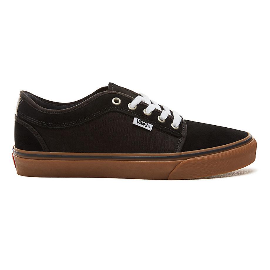 48ed42bae5013a Vans Chukka Low - Black  Black  Gum