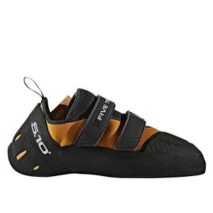 Five-ten anasazi pro climbing shoes - side