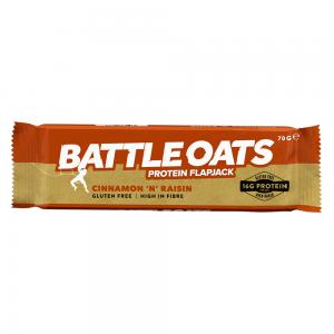 Battle Oats Protein Flapjack-0