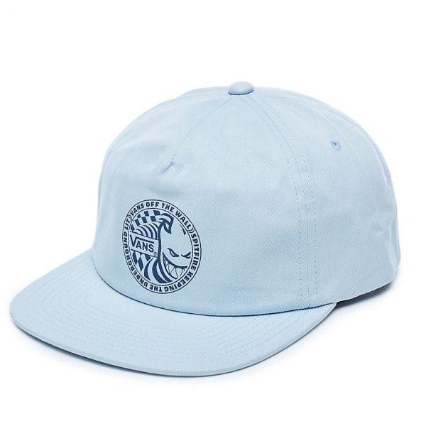 6eaa0b77e Vans x Spitfire Hat - Baby Blue