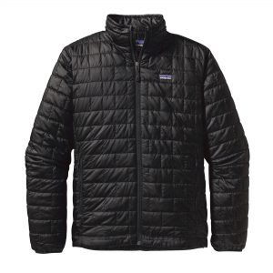Nano Puff Jacket - Black-0