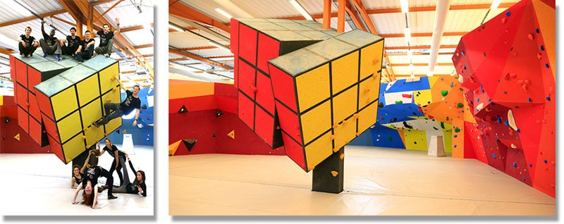 BlockOut Rubiks Cube