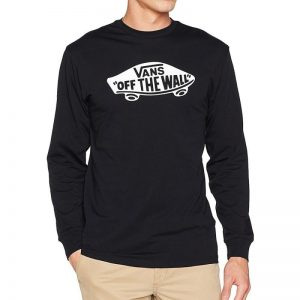 1828328f25 Vans Full Chain Pullover - Concrete Heather
