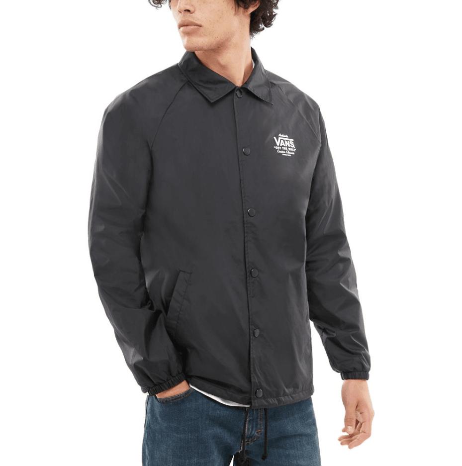 0b75e448fa Vans Torrey Jacket - Black
