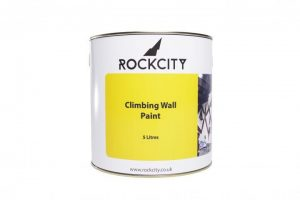 climbing wall paint 5 litre tin