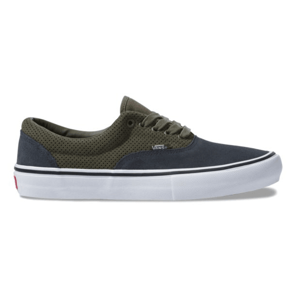 7889492f4a Vans Era Pro - (Perf) Grape Leaf Ebony