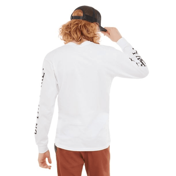 6f3290c7 Vans x Anti-hero Long Sleeve T-shirt