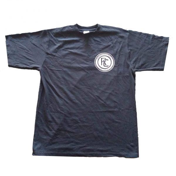 Rockcity Skate T-shirt - black - front