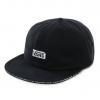 vans x baker jockey hat - black