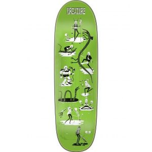 CREATURE POWERPLY DECK FREE FOR ALL XL – 9.25″