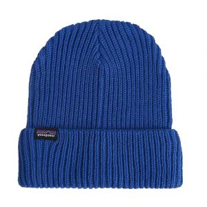 PATAGONIA FISHERMAN'S ROLLED BEANIE – COBALT BLUE